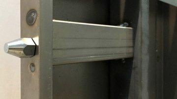 Esjal -  Puertas Acorazadas - esjal, Estampaciones Laviana Bouzón, Puertas correderas, Puertas acorazadas, Puertas, Esjal